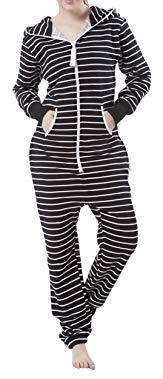 SKYLINEWEARS Women's Onesie Fashion Playsuit Ladies Jumpsuit