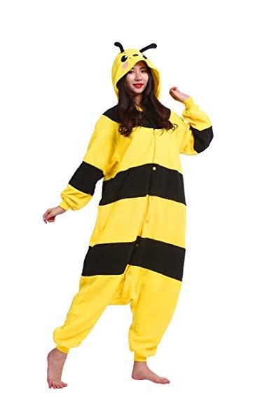 Magicmode Unisex Novelty Cosplay Onesie Pajamas Costumes Adults Hoodie Sleepwear Party Dress